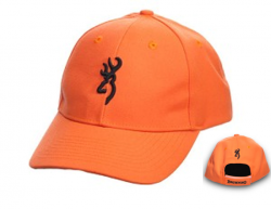 Browning Blaze Orange Youth Hunting Cap