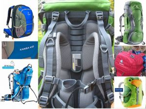 Youth Deuter Packs and Child Carriers