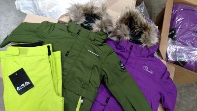 Strikeforce Winter Jacket for Boys and Girls