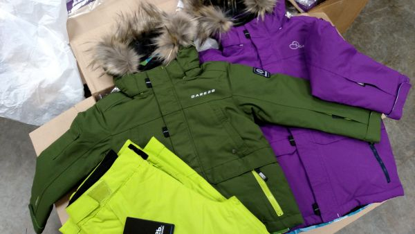 Dare2B Strikeforce Jackets and Pants