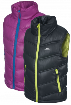 Kye puffy vests for kids