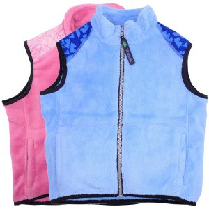 Molehill Mountain Fleece Vest