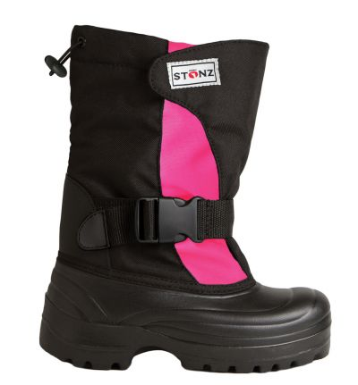 Stonz Pink Winter Boot for girls