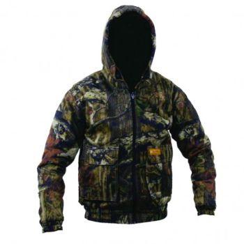 Scentblocker insulated camo jacket