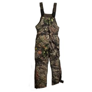 Scentblocker Insulated Youth Camo Bibs