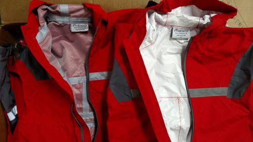 Oakiwear Trail Rainsuits Original 3 layer and New 2 layer