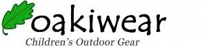 Oakiwear childrens outdoor clothing for all weather activities