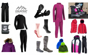 Kids Winter Gear on Sale at Tuff Kids Outdoors